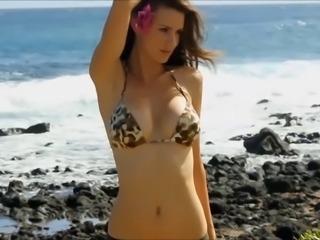 April Rose - Bikini Shoot