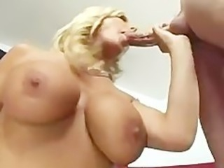 bigtits blonde met 6 days after upgrading at shagdirect