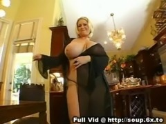 Giant Boob Blonde MILF free