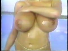 Nikki Knockers Solo (Big Boobs) free