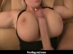 Huge boobs milf gets banged real hard 15 free