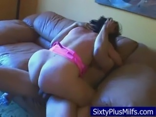 Sixty year old banged by guy free