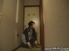 Horny japanese MILFS sucking and fucking free