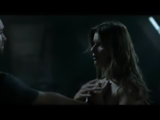 Ivana Milicevic hot tits and ass in a sex scene