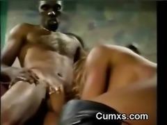 Ghetto Hottie Taking Black Dick