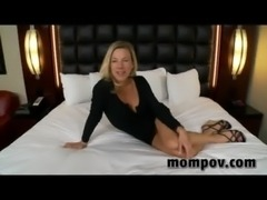 tight blonde milf gets fucked hard free