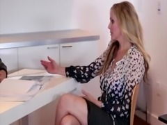 Julia Ann & Dana DeArmond are workplace lesbians free