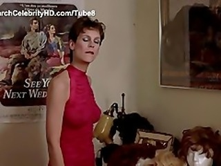 Jamie Lee Curtis Nude  Sexy Compilation