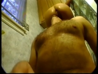 Sexy asian gets a huge dick in her ass