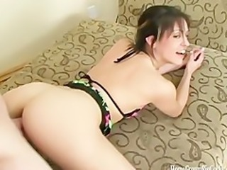 Thea Marie Wants Some Big Cock inside Her