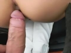 Kinky MILF Fuck In Her Car free