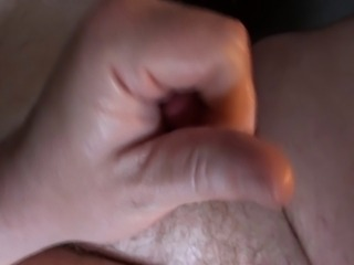 Self filmed orgasm