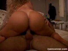 Sexy Ryan Conner bangs a fan free