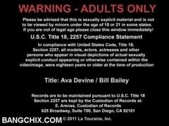 Big Titty Ava Devine Ass Fucked free