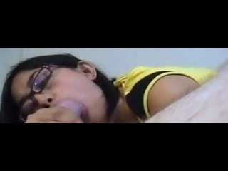 June Filipino Amateur Teen 18 Plus Big Tits & Eye Glasses