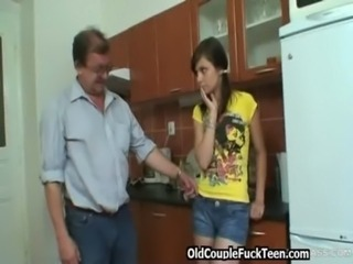 Teeny depraved by mature couple free
