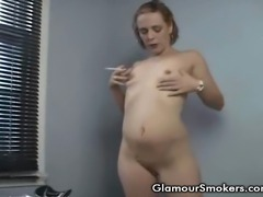 Sexy red head Sasha shows her stuff in this smoking hot video. The girl is in...