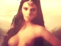 Kamasutra 3D - Photo Shoot Nude Video with Sherlyn Chopra