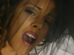Sexy milf Felecia masturbates free