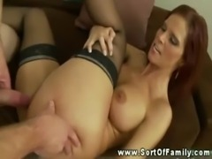 Stepmom gets pussydrilled by stepson free