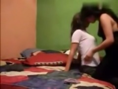Two latina lesbians get down to it tinyurl.com/100dates free