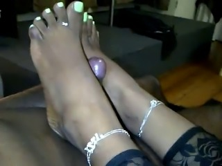 indian teen foot