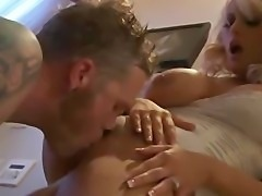 Big tity MILF sex in the shower