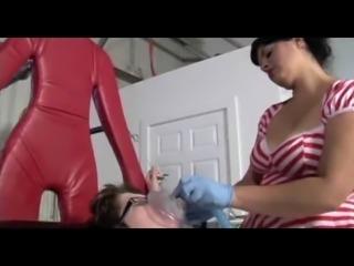 Plumper Nurse Domination