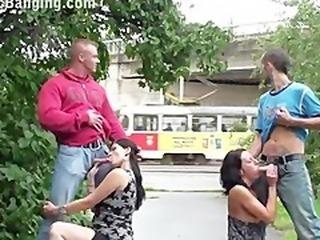 Public orgy 1