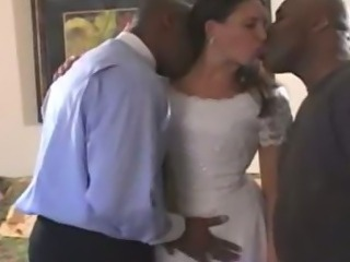 Wedding Gangbang with DFWKnight