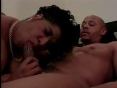 Fat black mama fucking black stud.