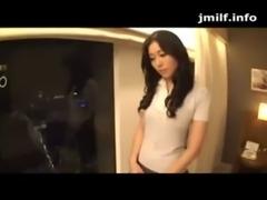 Japanese Wife Hotel Dildo free