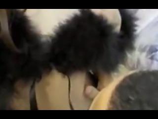 Charmane Star Takes a Massive Facial After a Blowjob