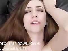 Cute Girl  Really Hot Orgasm