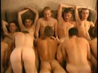 Russian Group Orgy free