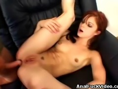 We have this lovely babe in this clip as she is anal drilled in this clip....