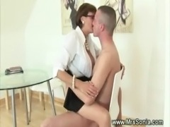 Cuckold watches wife ride free