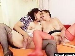 Old shorthaired ripe lesbian games