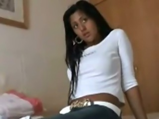 Hot desi girl fuck at home like a pro