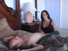 My favorite Milf Cheyenne Hunter satisfying her horny old husband