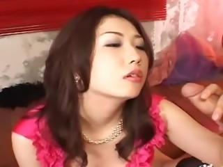 Real cock sucking gangbang from korean