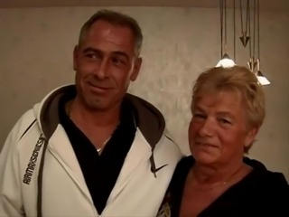 German Mature Amateur Couple R20