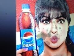 Hot Bollywood babe Priyanka got tributed!!!
