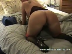 Home Orgasm of Vanessa 45 years Milf free