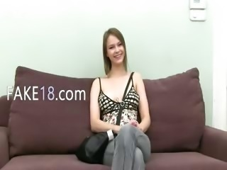 Young girl fuck first time on camera