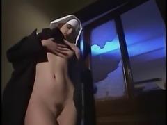 A horny nun
