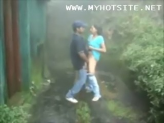 Outdoor Sex Video [Garden Sex Video] free