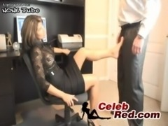 Hot MILF Secretary Abuse Her Young Colleague At Office hot,milf secretary abuse young free