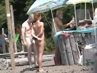 Nudist beach Canada 1-8 free