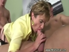 Cuckold films wifes threesome free